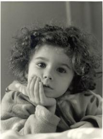 Cecilia, nieta del poeta. Foto: Fernando Sanz-Santacruz.