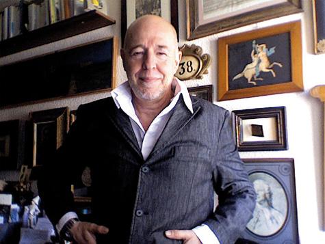 Fernando R. de la Flor.