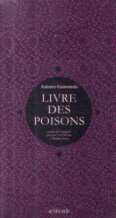 """""""Livre des poisons"""""""