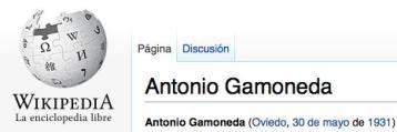 gamoneda wikipedia