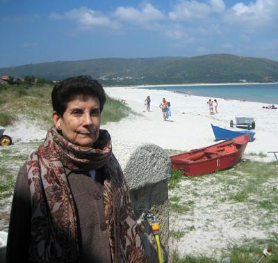 María Ángeles Lanza.