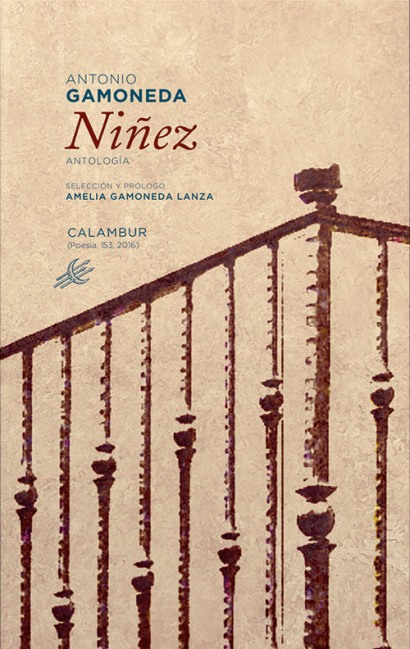 "Portada de la antología ""Niñez""."