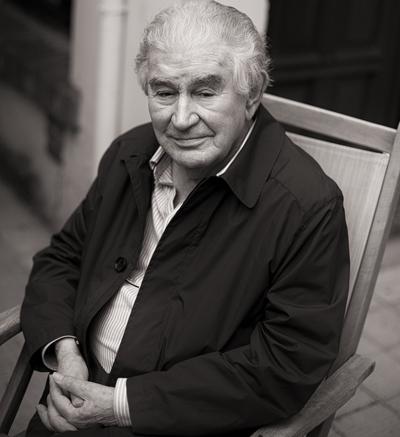 Antonio Gamoneda. © Fotografía: José Ramón Vega.