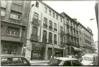Casa Natal de Gamoneda, en Oviedo.