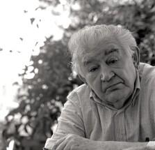 Antonio Gamoneda. © Fotografía: Fernando Sanz-Santacruz.