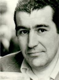 Antonio Gamoneda hacia 1965. Foto: José Núñez Larraz.