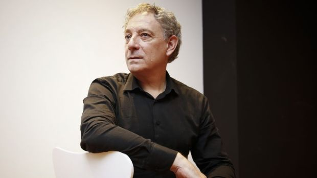 Juan Carlos Mestre. Fotografía: Paco Rodríguez / La Voz de Galicia.