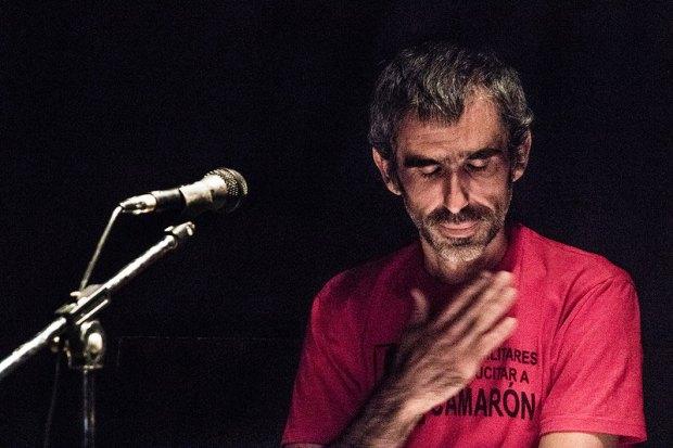Luis Melgarejo.
