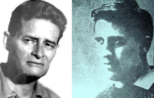 El Festival rendirá homenaje al poeta nicaragüense Cuadra (izquierda) y al salvadoreño Dalton.