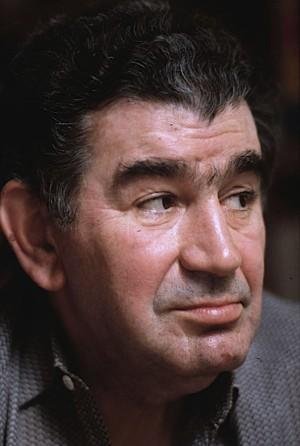Antonio Gamoneda en 1987. Foto: Eloísa Otero.