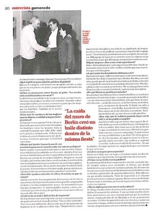 5:5 Entrevista Gamoneda Tinta Libre